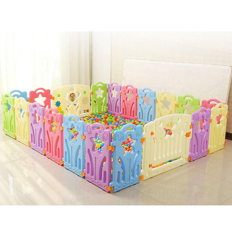 Детский манеж, игрушки для детей, Детский сухой мяч, бассейн, игровая игра, ограждение для обучения малыша, крытая активность, звездное снаряжение, безопасная игровая площадка