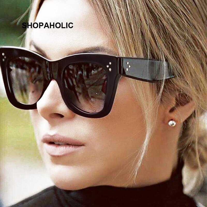 Voguish Mirrored Sunglasses