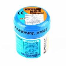 MECHANIC Reparing Solder Soldering Paste XG-50 (XG-500) 42g Sn63/Pb37 25-45um