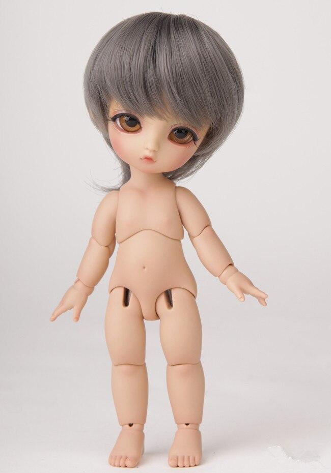 1/8 新赤ちゃん エルフ人間送料目目の色選択することができ  グループ上の おもちゃ & ホビー からの 人形 の中 1