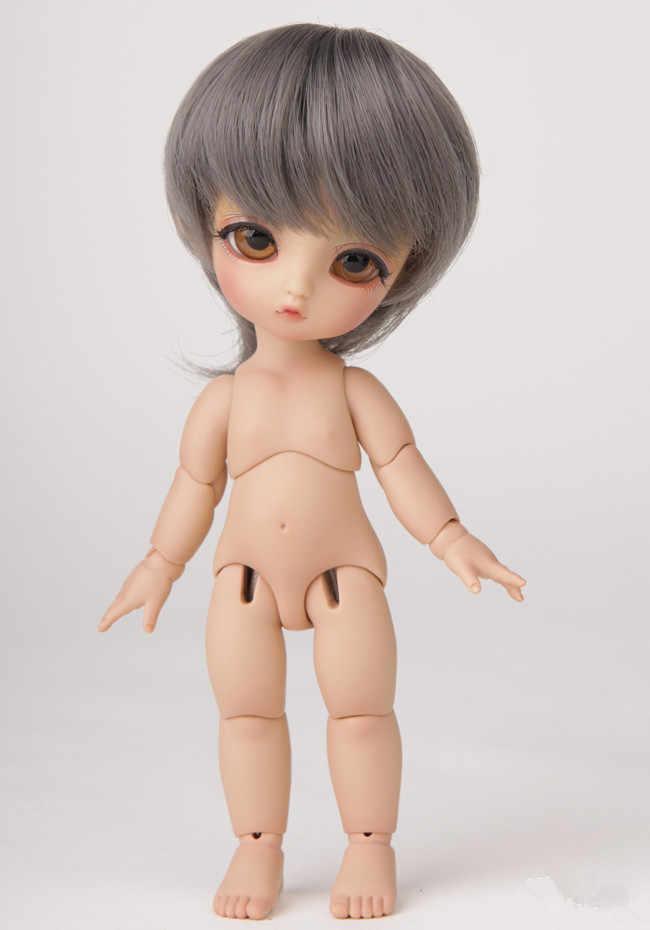 1//8 bjd doll elly free eyes