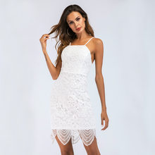 99237133aa8b2 Strappy Lace Dress Promotion-Shop for Promotional Strappy Lace Dress ...