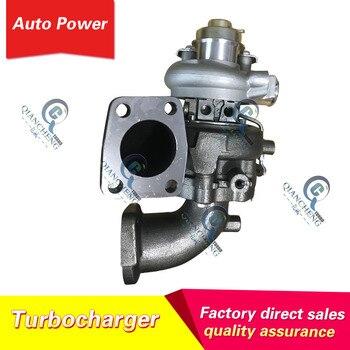 TF035VG turbocompresor TFO35HL2-12GK de 4D56 motor TF035 Turbo para Mitsubishi Pajero III 2,5 TDI 49135-02652 MR968080