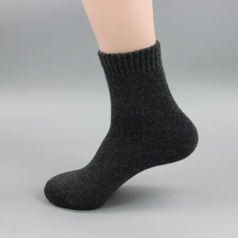 Winter Skiing Socks Adult Wool Snowboard Cycling Socks Super Warm Thick Professional Thermal Ski Socks Outdoor Hiking Socks