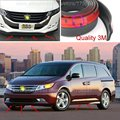 For HONDA For Odyssey Lagreat Bumper Lips / Spoiler For Car Tuning / Body Kit Strip / Front Tapes / Body Chassis Side Protection