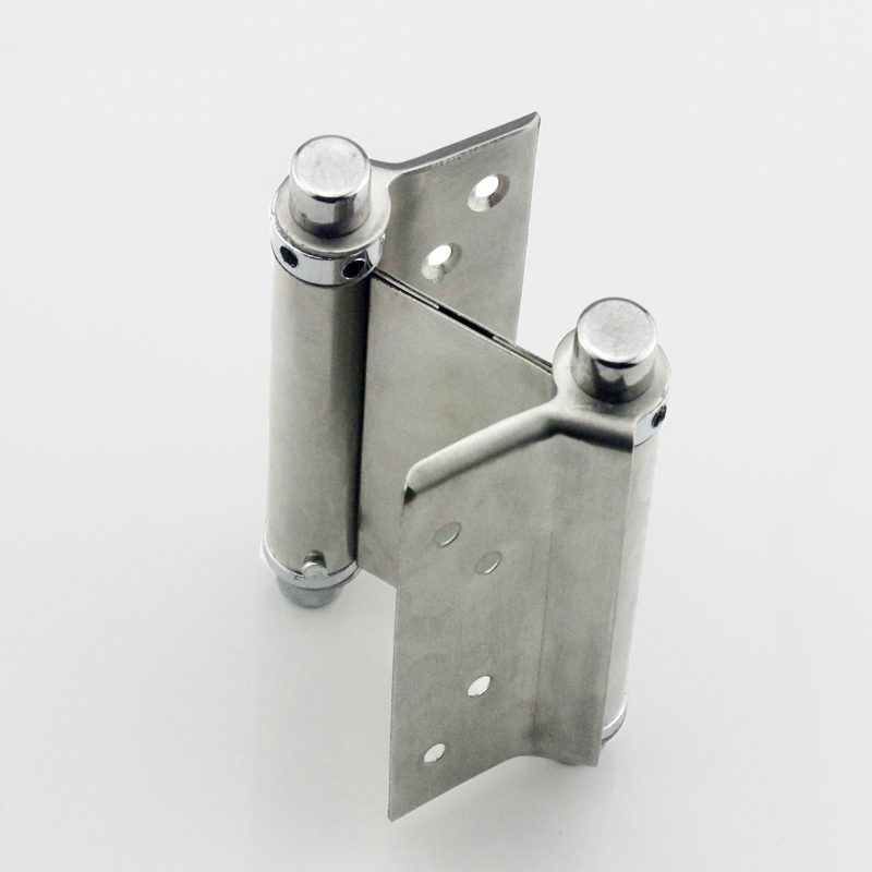Stainless Steel Door Closer Hinge Free Door Double Open