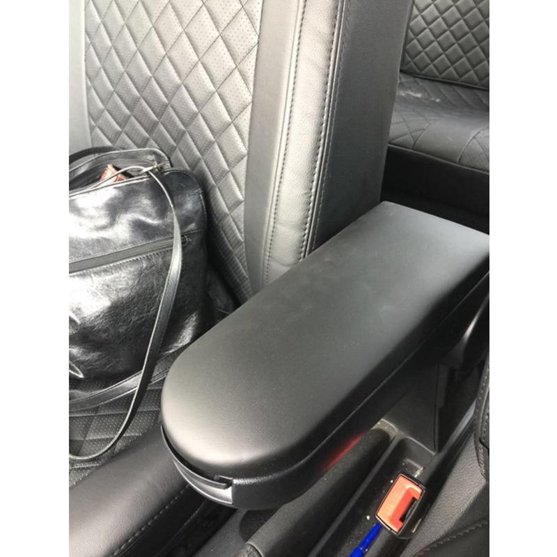 Pusat Kulit Console Armrest Cover Lid Fit Untuk VW JETTA GOLF MK4 - Aksesori dalaman kereta - Foto 3