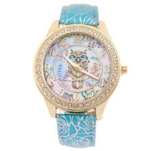 Hot Luxury Brand Rhinestone Watch Women Leather Strap Fashion Dress Quartz Watch Ladies Casual Wristwatches Hours Female Clock цена