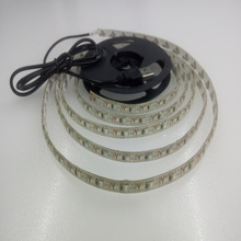 free shipping LED Night Light String DC5V With USB Port Cable 1M 2M 3M 4M 5M strip light lamp SMD 3528 for TV/ PC