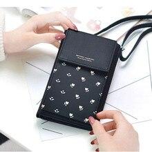 wallet in women's wallet