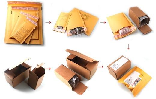 300 pçs lote DIY Simples De Plástico