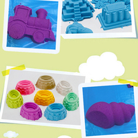BESTIM INCUK 500G Pc Dynamic Educational Amazing No Mess Indoor Magic Play Sand Children Toys Mars