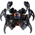 1Set Six 3DOF Legs Alum Alloy Hexapod Spider Robot Frame Kit DIY for Arduino