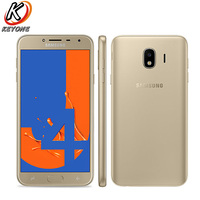Brand New Samsung Galaxy J4 J400G DS 4G LTE Mobile Phone 5.5 2GB RAM 16GB ROM Quad Core Android 8.0 13MP 3000mAh Smart Phone