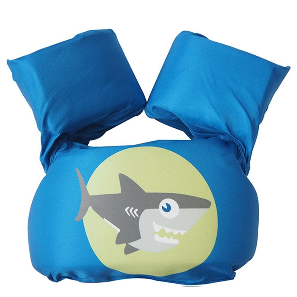 Bright Colors Child Swimming Arm Circle Child Learning Swim Vest Swimming Aids Pool Accessories Life Jackets Buoyancy Vests