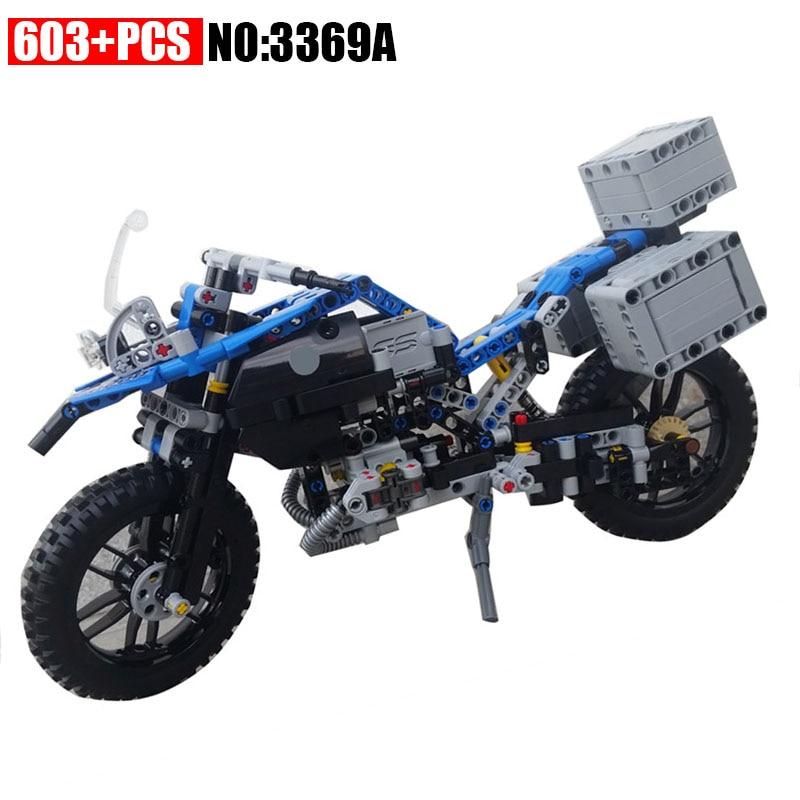 AIBOULLY New 3369 3369b High Technic 2 in 1 warrior off-roader racer Car Model 3D building block Warrior sport car brick toys