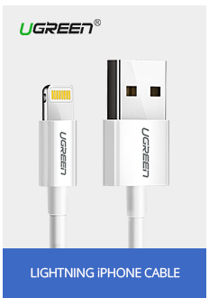 Ugreen Micro USB Cable 2.4A Fast Charging Data Cable for Xiaomi Redmi Note Huawei HTC Mobile Phone Charger Cable Micro USB Cord 4