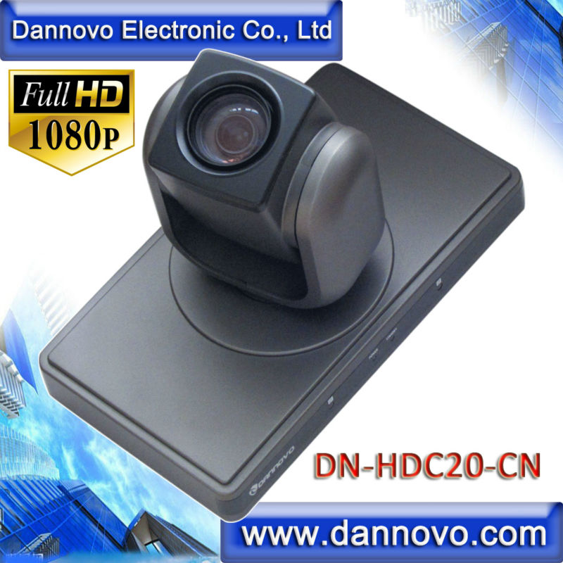 DANNOVO Lowest Cost 20x Optical Zoom Video Conference Camera Full HD, - Office Electronics