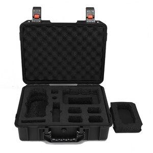 Image 5 - Große Wasserdichte Lagerung Box Tragbare Sicher Tragetasche für DJI Mavic 2 Pro /Zoom Drone /Controller Zubehör