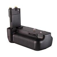 New BG E6 Battery Grip Holder For Canon EOS 5D Mark II 5DII 5D2 As DLSR