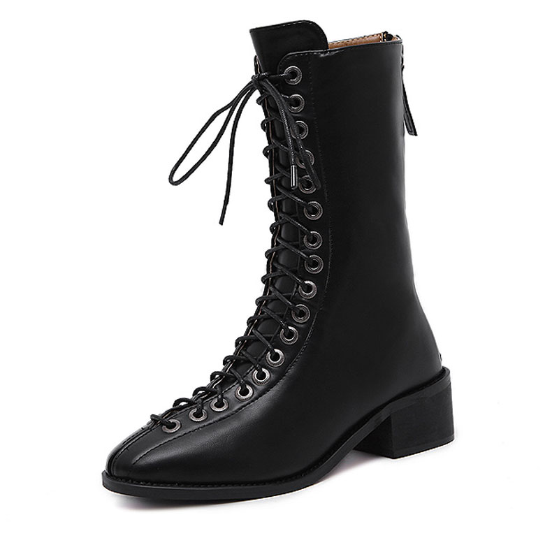 Narrow Riding Boots Promotion-Shop for Promotional Narrow Riding ...