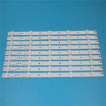 Nieuwe Kit 10 Stuks 5LED 395Mm Led Backlight Strip Voor KDL40R450A KDL 40R473A SVG400A81_REV3_121114