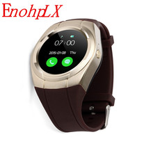 EnohpLX T60 Message Reminder font b Smartwatch b font Fitness tracker Pedometer Wristwatch Smart Bracelet Watch
