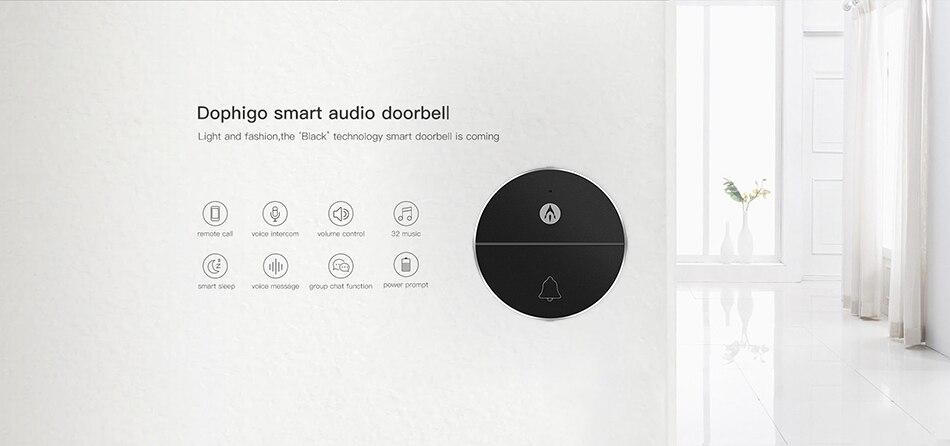 Audio Wireless Doorbell 1b