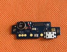 مستعملة الأصل usb المكونات تهمة مجلس + mic ميكروفون ل vernee ثور زائد MT6753 الثماني الأساسية شحن مجاني