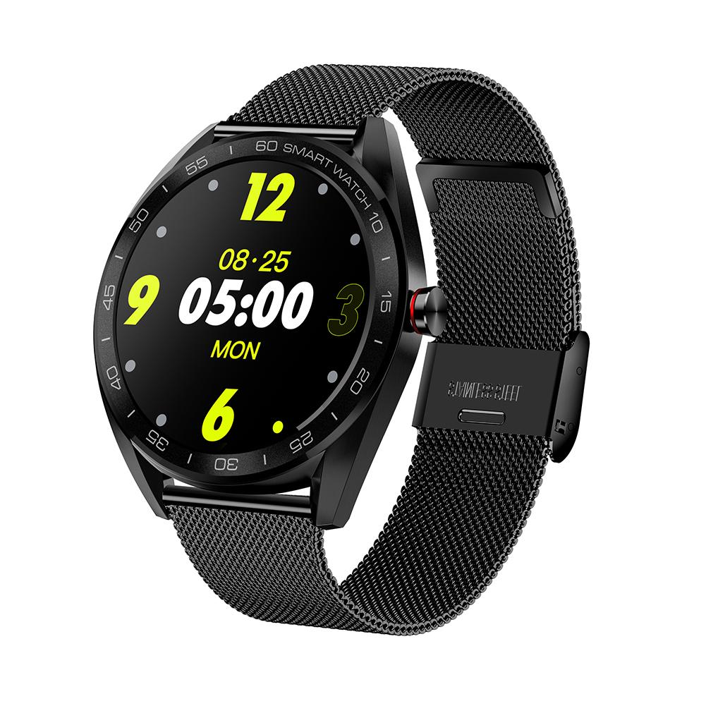 Image 5 - Smart Bracelet Waterproof Bluetooth Heart Rate Monitor Fitness Tracker Sports Smart Watch Heart Rate Detection For Android IOS-in Smart Watches from Consumer Electronics