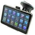 5 Polegada Auto Car Navegação GPS Sat Nav 4 GB Os Mapas mais recentes WinCE 6.0 FM suporte Multi-línguas