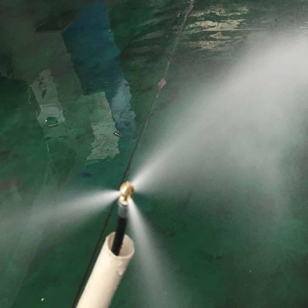 A03 8 M Di Lavaggio Ad Alta Pressione Micro Fognario Di Scarico Di Pulizia, Mini Tubo Tubo Per Karcher Pulito Pro M22 Femmina Giunto