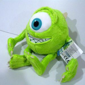 Image 2 - 1pcs 25cm Mike  Wazowski Plush Toys plush Toys For Best gift