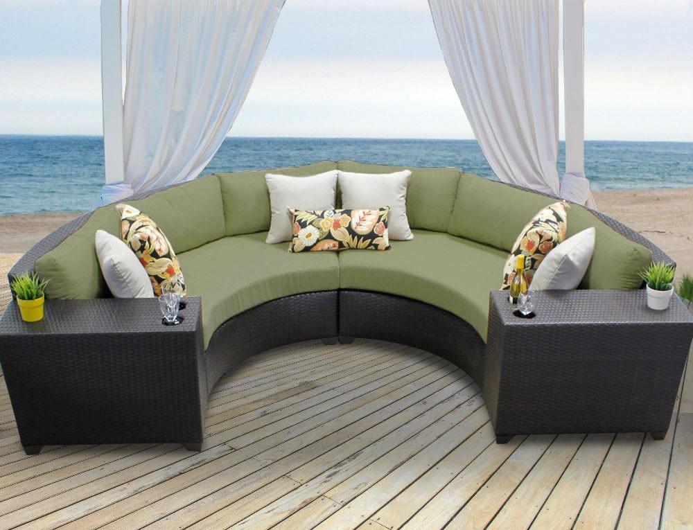 High End Modern Furniture: SIGMA High End Deep Seating Resin Wicker Free Modern Hotel