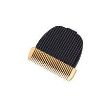 Kemei KM-2171Clipper лезвие триммер для стрижки волос титановое керамическое лезвие Оригинальное керамическое лезвие режущая головка для машины для стрижки волос
