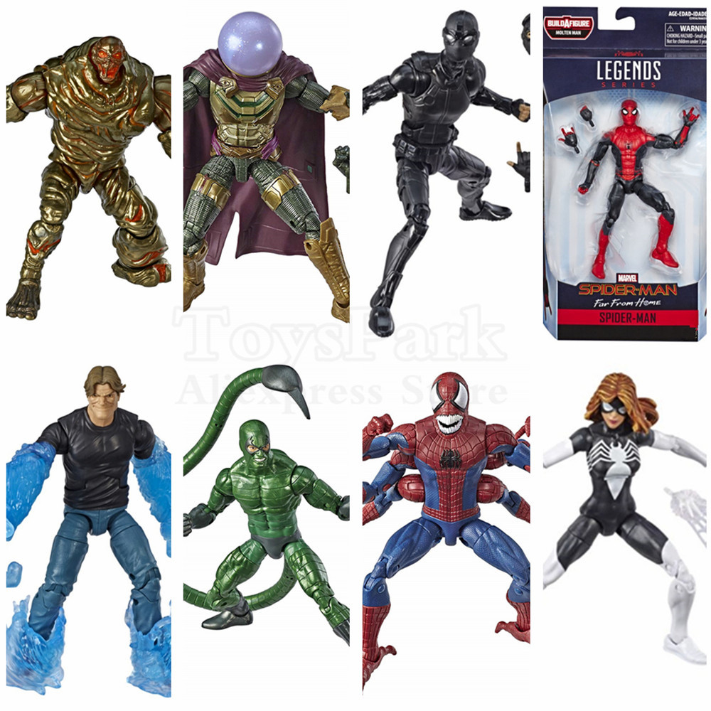 Marvel Legends Far From Home Spider Man 6