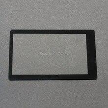 الخارجي/الخارجي شاشة LCD زجاج واقي إصلاح قطع غيار سوني DSC HX300V HX400V HX300 HX400 كاميرا رقمية