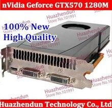 Nueva alta calidad orighinal graaphic gtx570 1280 mb pci-e tarjeta de vídeo tarjeta gráfica nvidia geforce gtx 570 tarjeta