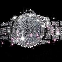 Lvpai top brand silver luxury women dress watch rhinestone ceramic crystal quartz watches magic women wrist.jpg 200x200