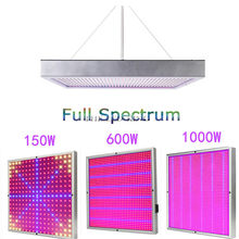1PCS 2835 SMD 600W 800W 1000W 1200W 1500W 1800W 2000W Double Chip LED Grow Light Full Spectrum Red/Blue/UV/IR For Indoor Plant(China)