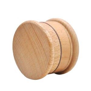 HORNET деревянный травяной шлифовальный станок 63 мм 3 слоя мельница для специй трав с металлическими зубьями табака ручная шлифовальная машина дробилка