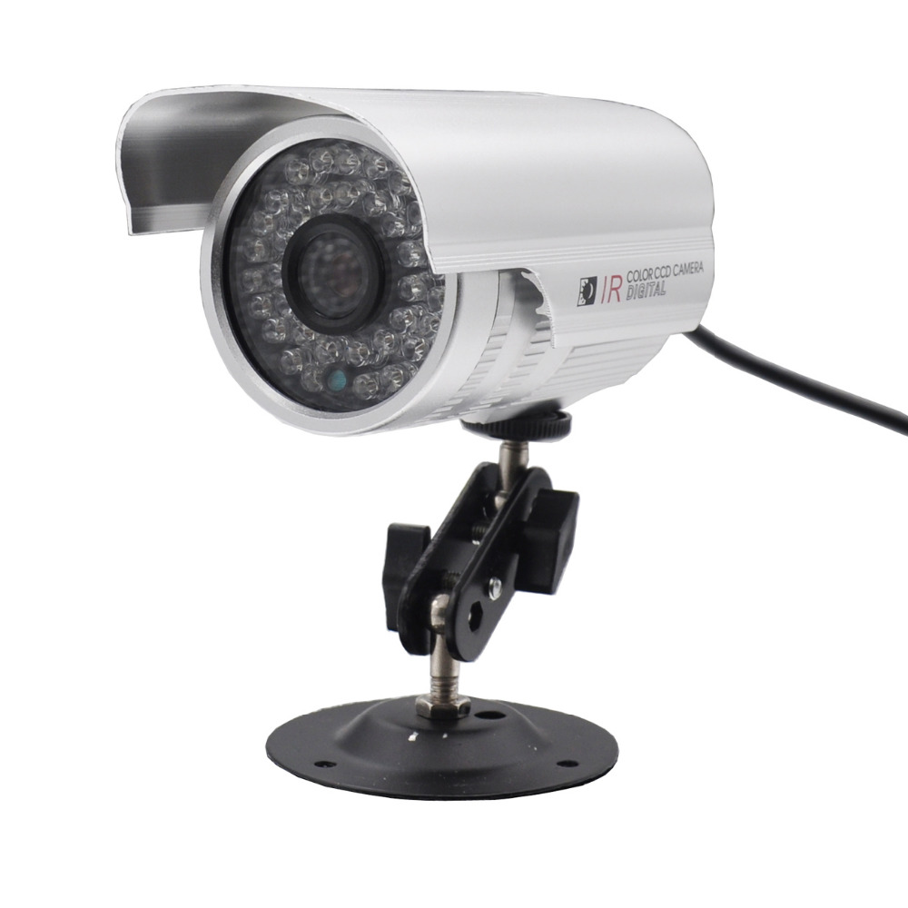 H.264 6mm 100 Degree Angle Lens Security Surveillance Outdoor Waterproof Bullet Camera Indoor Home Camera PAL NTSC CCTV Cameras pal ntsc ccd 16mm ip camera 960p infrared network security surveillance outdoor waterproof cctv camera indoor bullet cameras