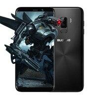 BLUBOO S8 Plus 6,0 ''18:9 Vollständige Anzeige Smartphone MTK6750T Octa-core 4 GB RAM 64 GB ROM Android 7.0 Fingerprint ID 4G Handy