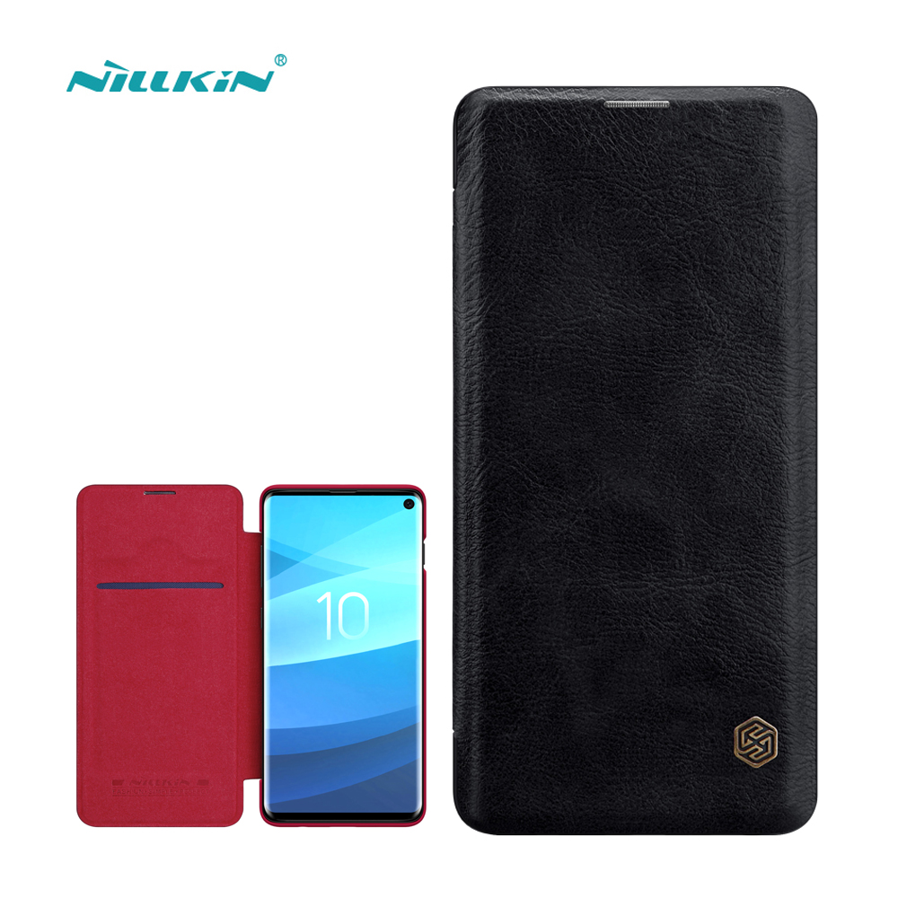 sFor Samsung Galaxy S10 Flip Case S10 5G S10e Case Nillkin Qin PU Leather Flip Cover Case For Samsung Galaxy S10 Plus WalletsFor Samsung Galaxy S10 Flip Case S10 5G S10e Case Nillkin Qin PU Leather Flip Cover Case For Samsung Galaxy S10 Plus Wallet