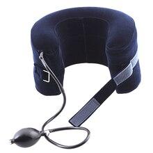 Yuwell C Typ Hals Traktion Therapie Halswirbel Unterstützt Kragen Orthopädie Gesundheit Pflege Aufblasbare Massager Medizinische Klammer