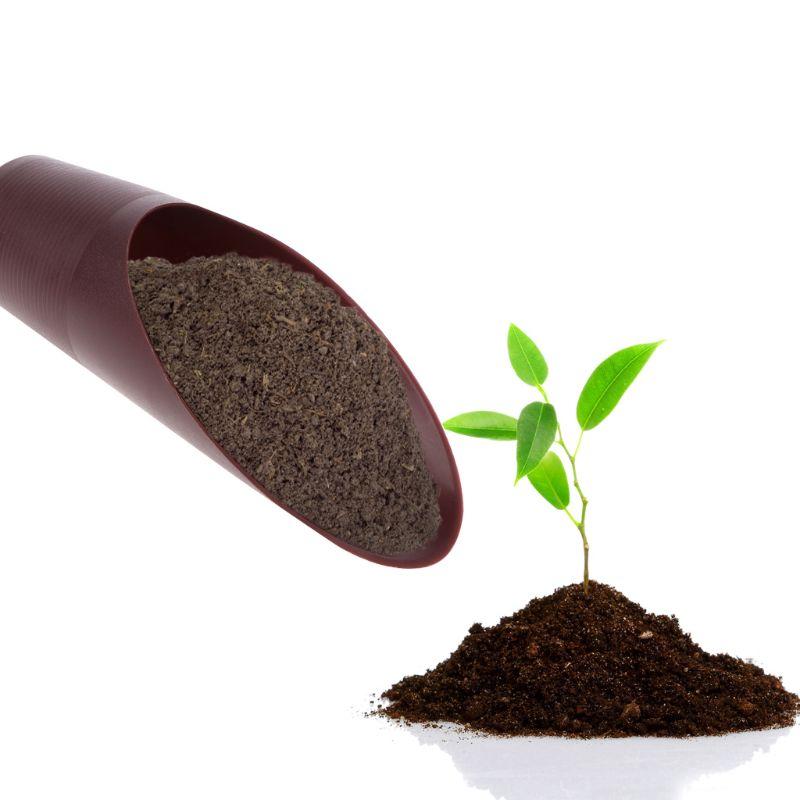 Mini Fleshy Plant Soil Spade Shovel Garden Tool Plastic Spade And Shovel Garden Tool Bucket Shovel Potted Cultivation Cylinder