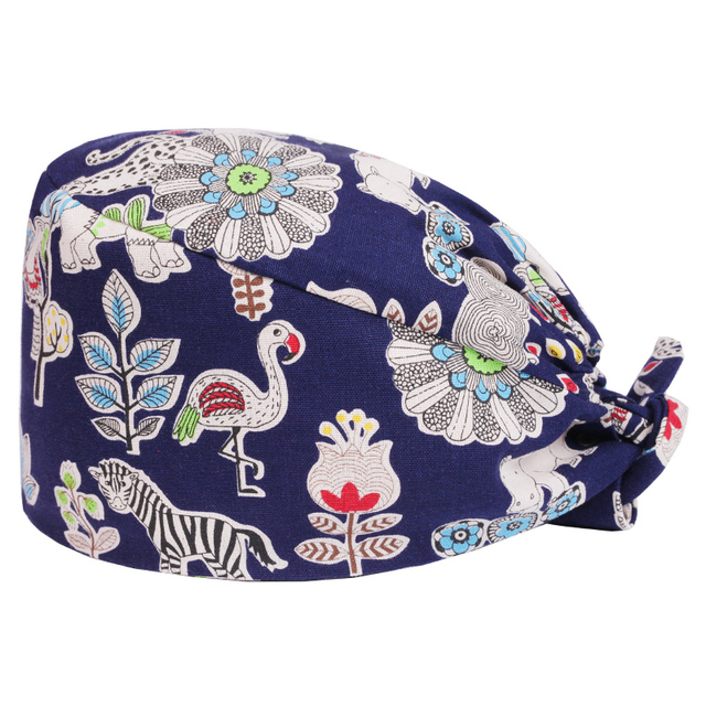 Aliexpress Buy Pixie Scrub Cap Sewing Pattern Surgical Hat
