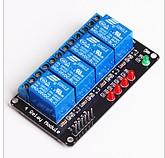 4 Road/Channel Relay Module Without Light Coupling for Arduino PIC ARM DSP AVR Raspberry Pi B65