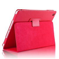 Luxury Ultra Thin Magnetic Flip Leather Case For IPad 2 For IPad 3 For IPad 4