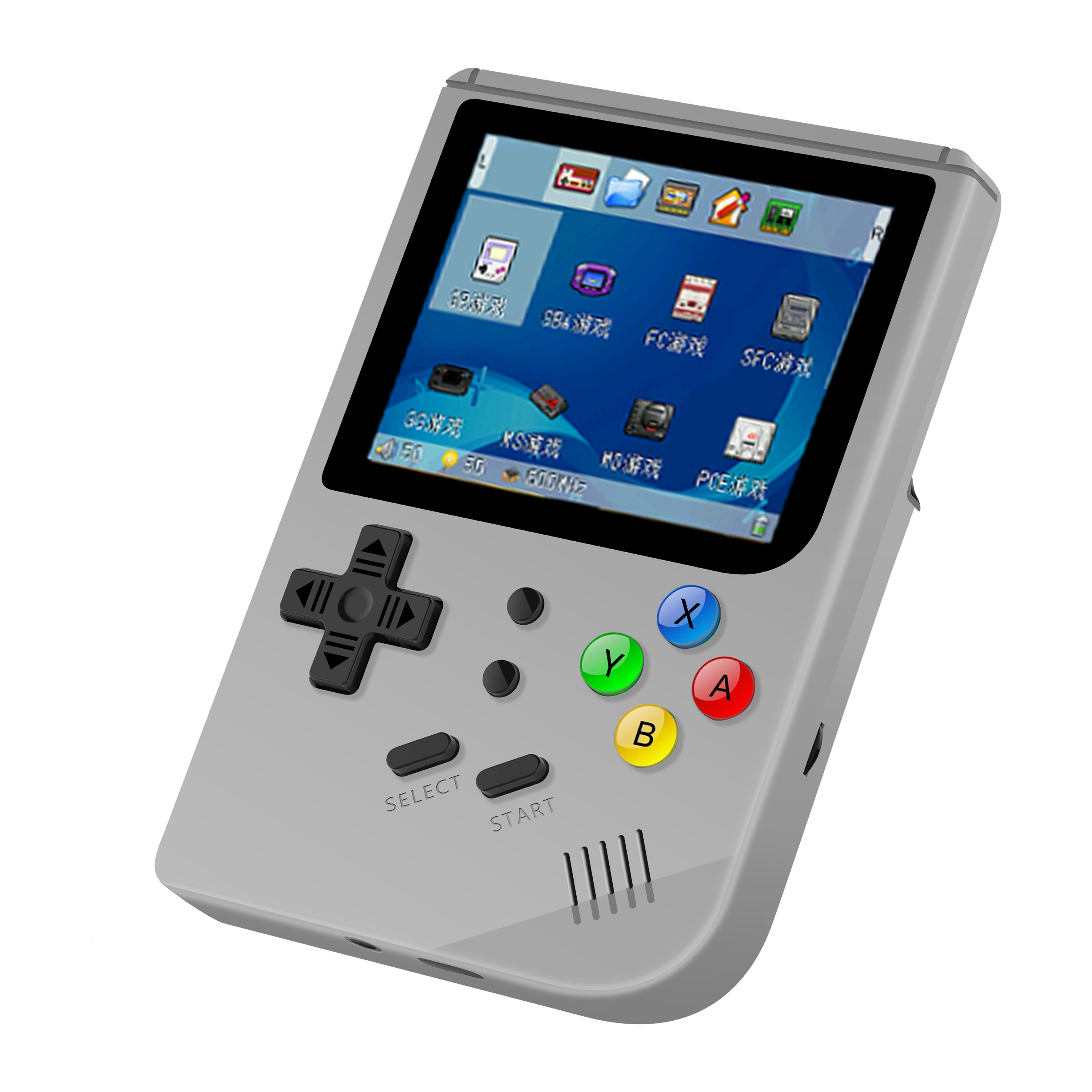 New Retro Game 300, RG300,16G internal, 3inch portable video game console,Tony system retro handheld game player